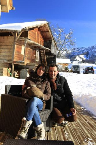 Nicolas and Theresa