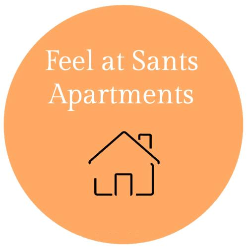 Feel at Sants Apartments Barcelona