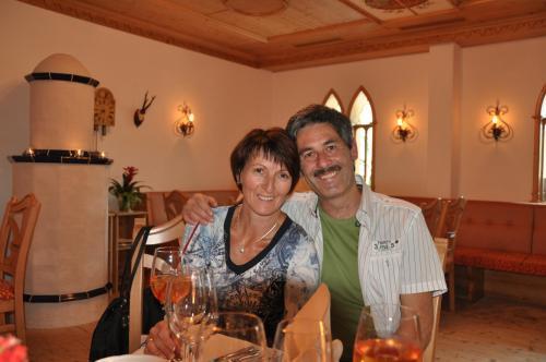 Ihre Gastgeber Winkler Kurt und Hannelore
