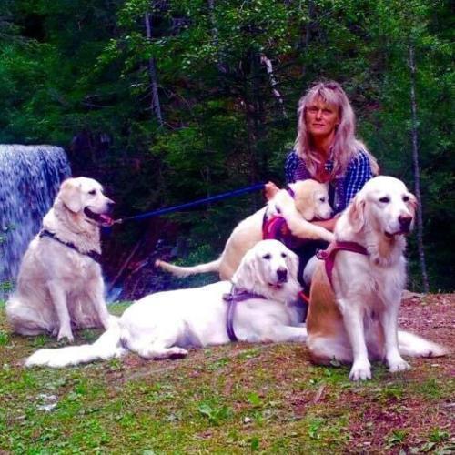 Marina e i miei amati cani