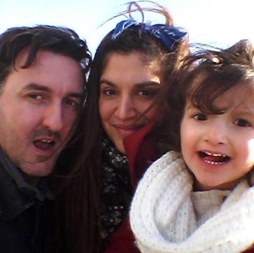 Mícheál, Rita & Emilia-Teresa
