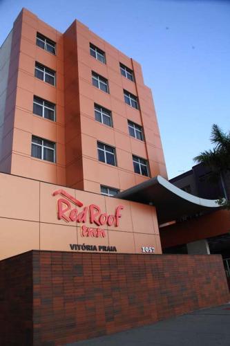 Fachada do Hotel Red Roof Inn Vitoria