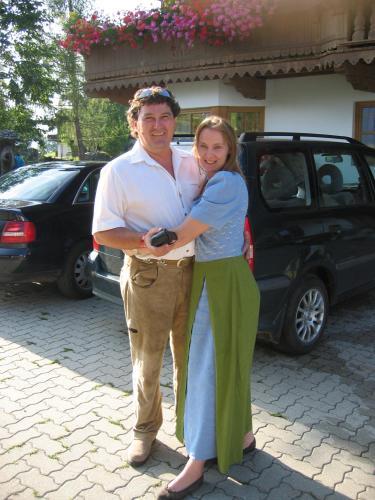 Monika und Hans Berger