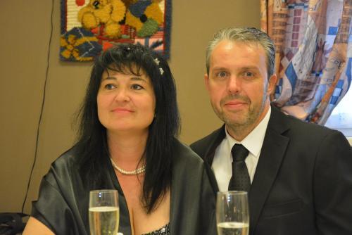Sonja und Gerhard Itzinger