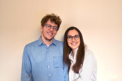 Guglielmo Buda e Anna Cristina Caputi