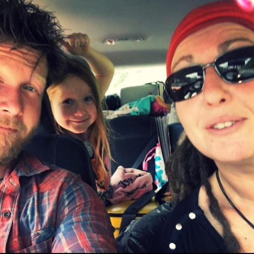 Jonathan, Miranda & onze dochter Merel
