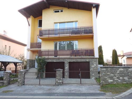 Apartmánový dom Eliska