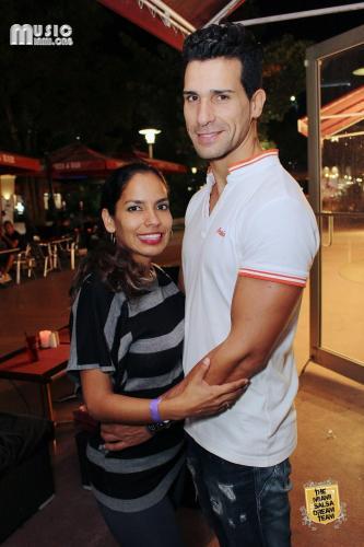 Cynthia & Pedro