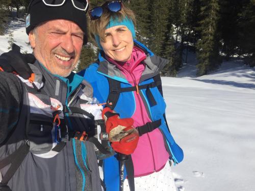 Herbert und Regina Randacher -Ihre Gastgeber