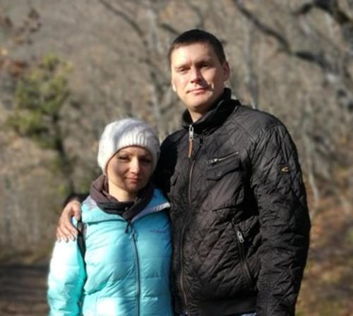 Mikhail & Veronika