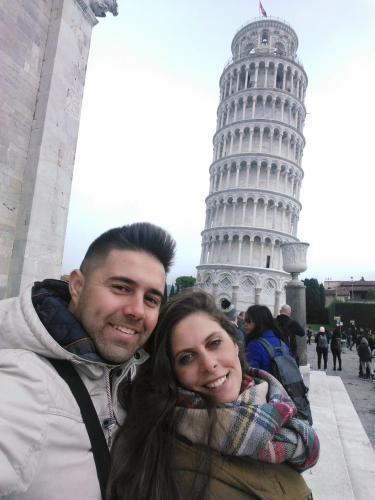 Jose y Tamara