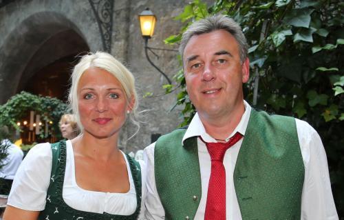 Ihre Gastgeber Margret und Bernhard Hettegger