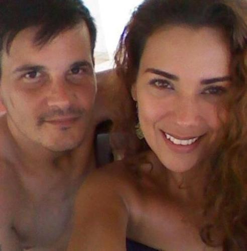 Sebastian Velez y Claudia Lopez