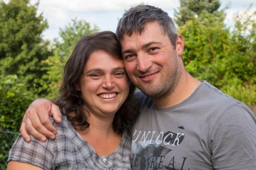 Karin und Stefan Seifert
