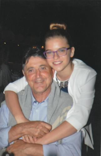 Owner (Alex) and his daughter (Anna)