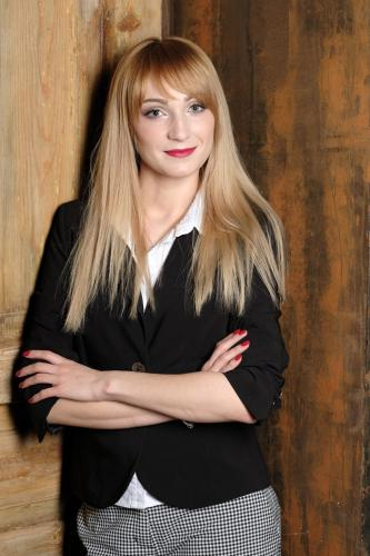 Nataliia Fedorovych, Sales Manager