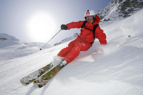 Skifahren bis zur Haustüre!