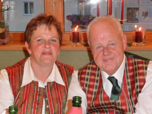 Heinz und Margarete