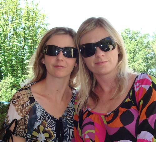Katja and Janusa Grumerec