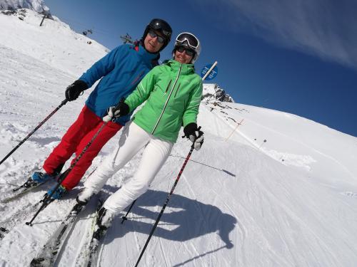 Sonja und Martin Spörr