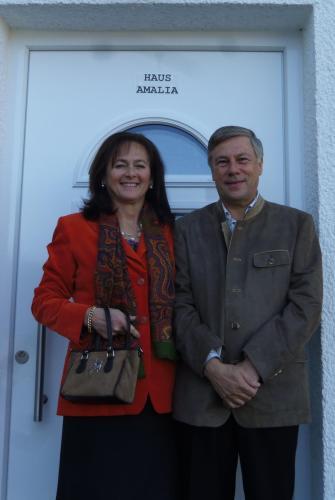Christine und Klaus Breiteneder