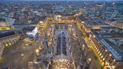 Duomo sky view