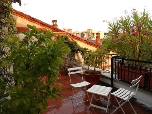 un terrazzo di Casamalu'8