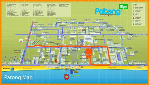 Karta Thailand Patong.Patong Tower Luxury Patongas Atnaujintos 2019 M Kainos