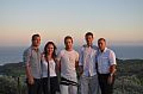 Mark, Sharon, Justin, Luke and Vincent