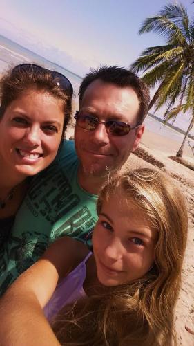 Chris-Fla-Sam Family