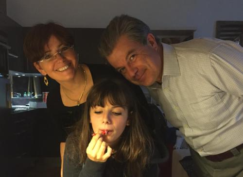 Paolo, Laura e Martina