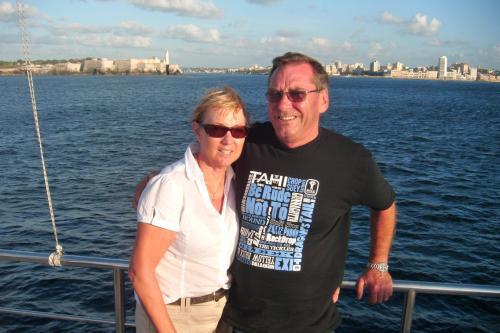 Kristin & Stuart Campbell Smith
