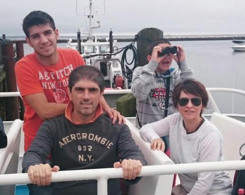 Io e la mia famiglia!!!