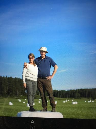 Christina och Knut Lillienau