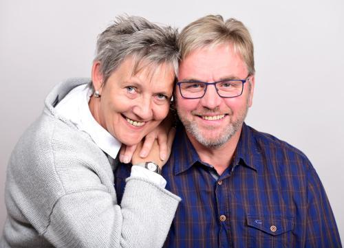 Rose-Marie und Holger Balow