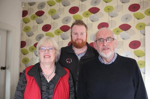 Heather, James and Johnston