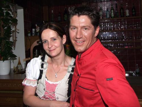 Heinz und Evelyn strasser