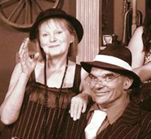 Christiane & Paul