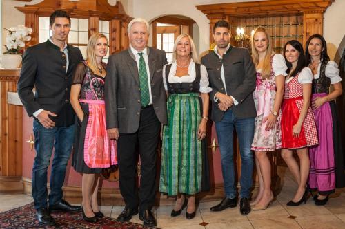 Familie Schneeberger