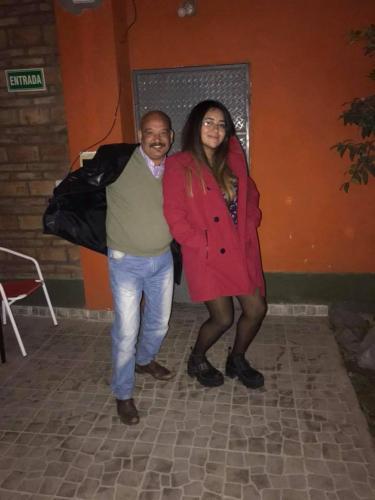 Alaa y Josefina