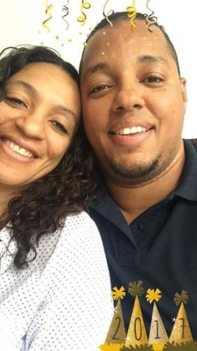 Carla e Waldir Ramos