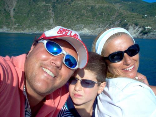 Roberto e Rita family