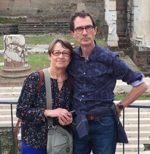 Catherine et Didier .