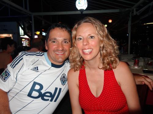 Stuart and Jillian