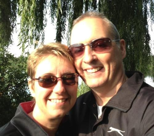 Lisa and Darren