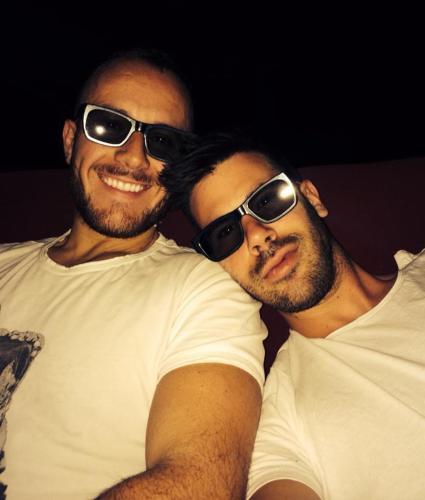 Stefano e Matteo