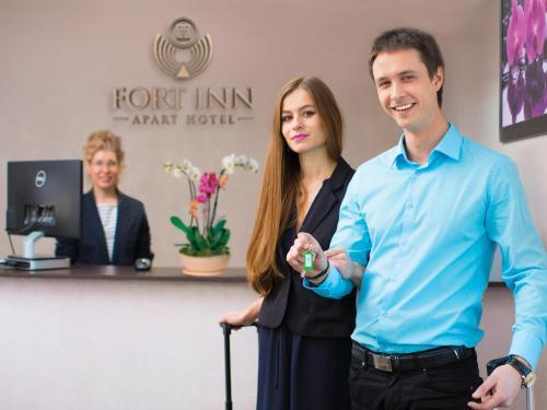 FORT INN Apart Hotel