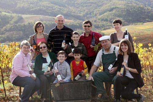 Famille Corsin Roussot