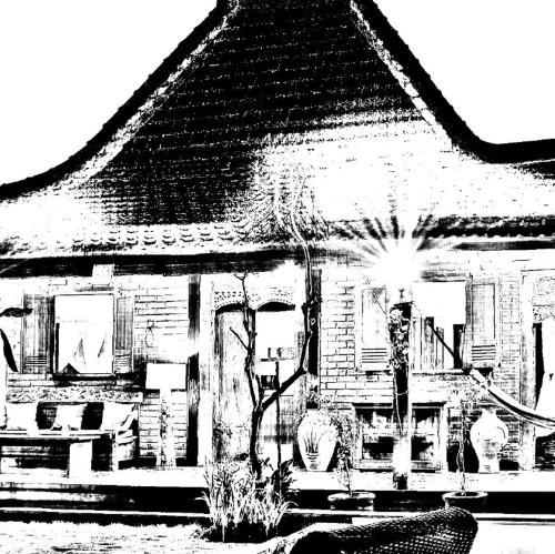 Villa Kampung Coklat