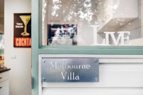 Melbourne Villa